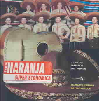 EL MEJOR MARIACHIDEL MUNDO BY VARGAS,MARIACHI (CD)