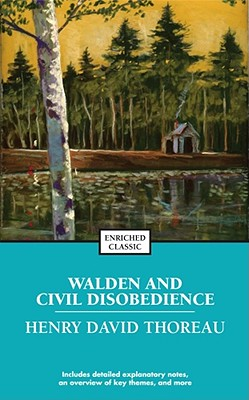 Walden or, Life in the Woods/On the Duty of CIvil Disobedience By Thoreau, Henry David/ Harad, Alyssa (CON)